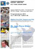 """IMPROVE YOUR CLUB"" - SEMINARIO CON ESPERTI DELL'UEJ PER ALLENATORI DI CLUB"